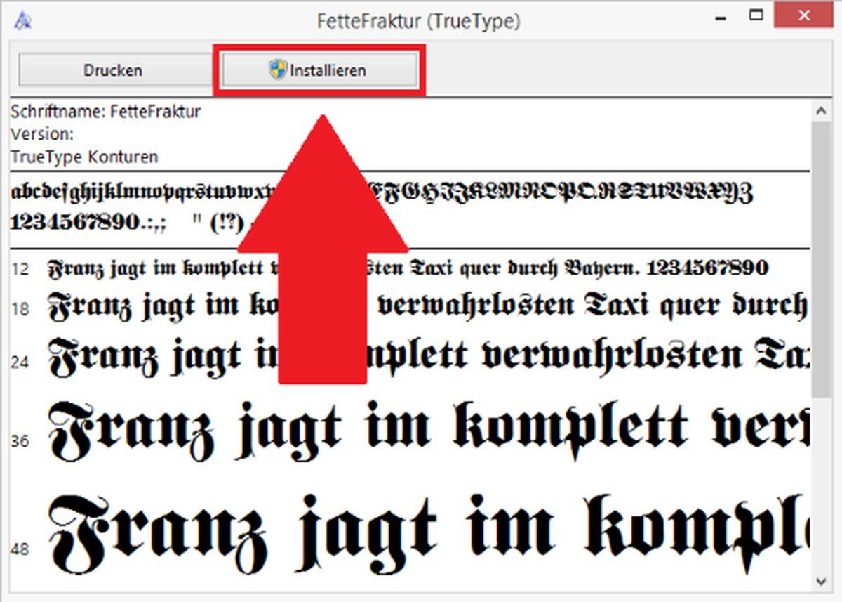 Openoffice Schriftart Installieren Chip