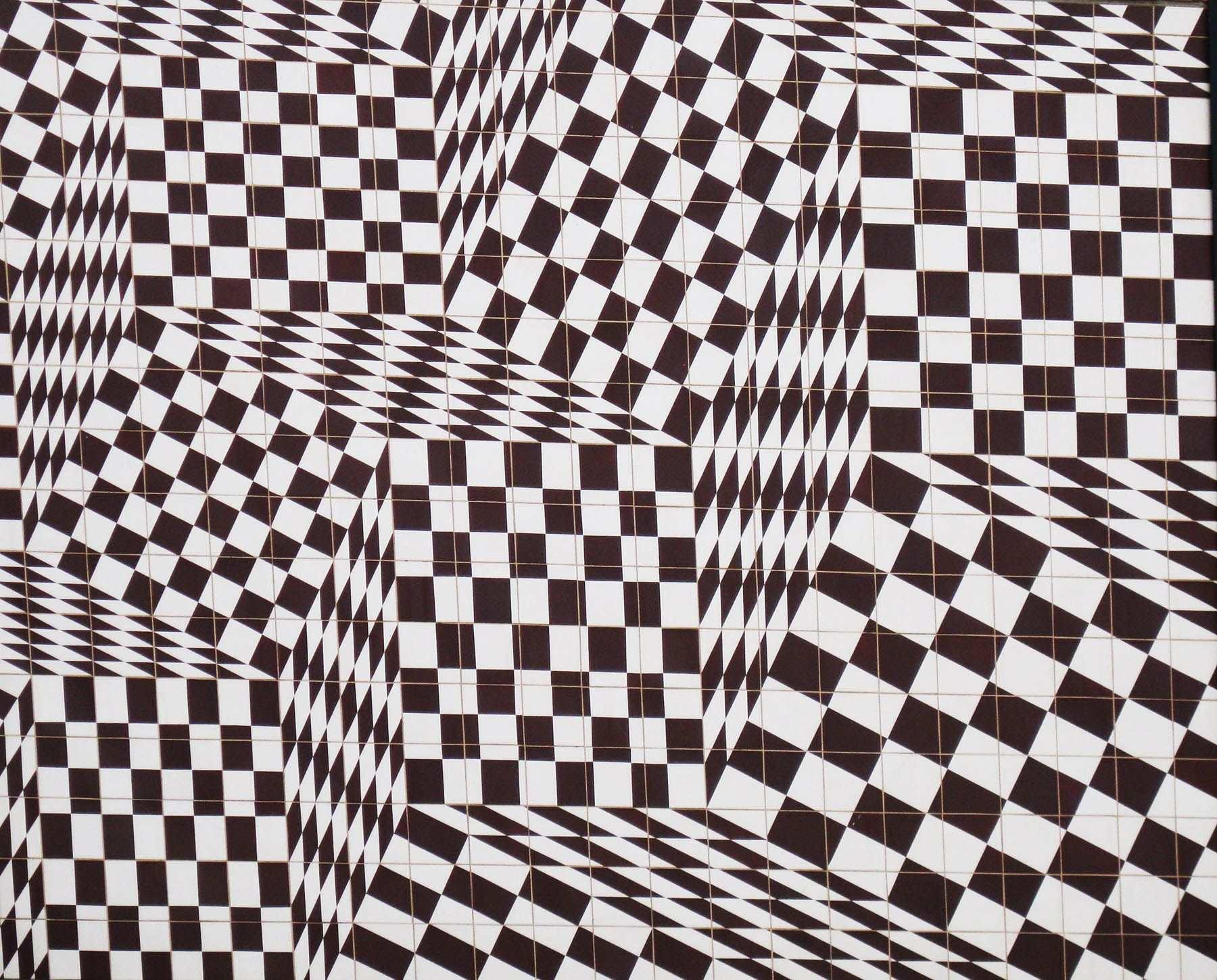 The Art House Drury Lane Wakefield West Yorkshire Optische Tauschung Optische Illusionen Optische Tauschungen Zeichnen