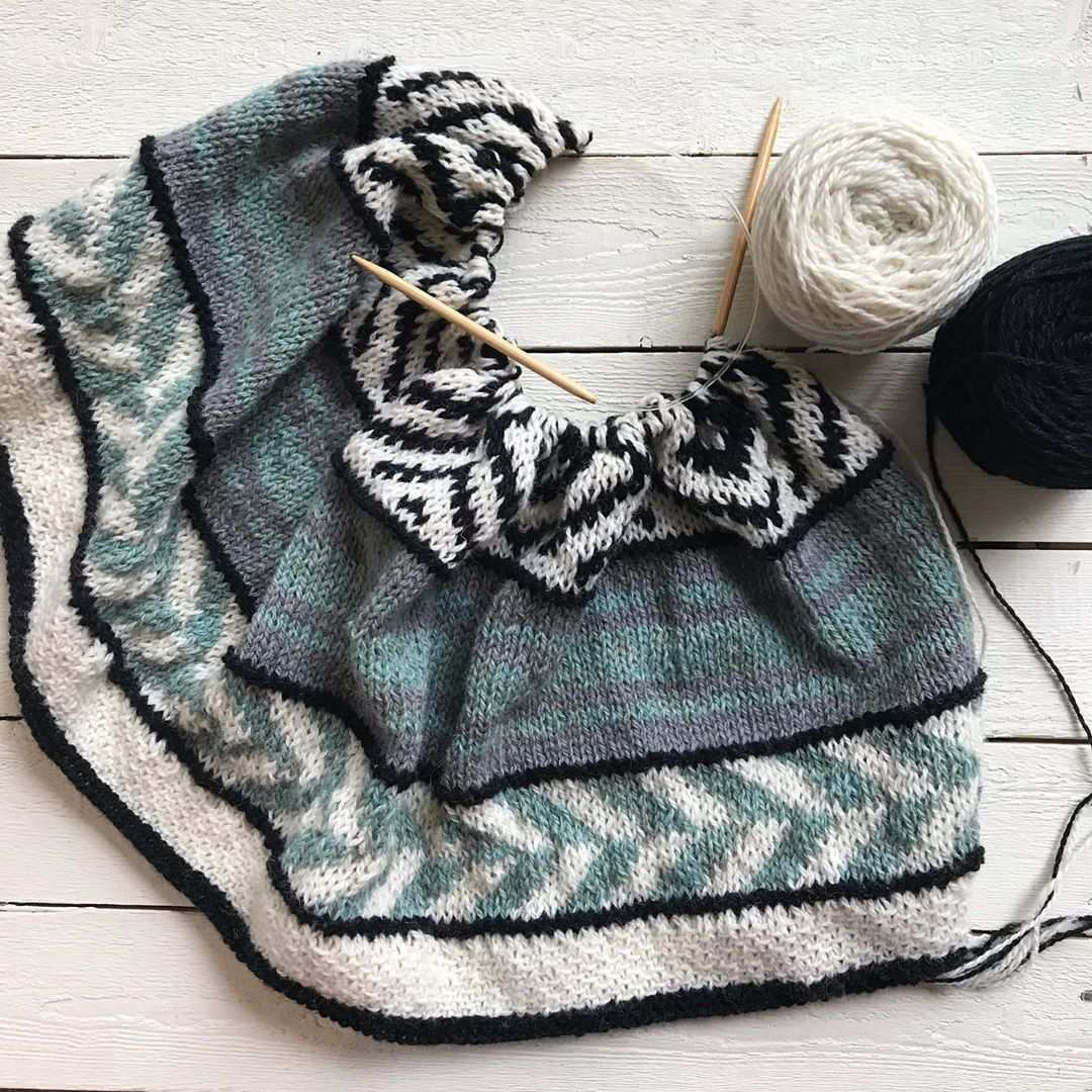 My Mantra Today Is Just Keep Knitting It S Been A Little Crazy Around Here Lately With Buying And Selling A House Preparing To Move