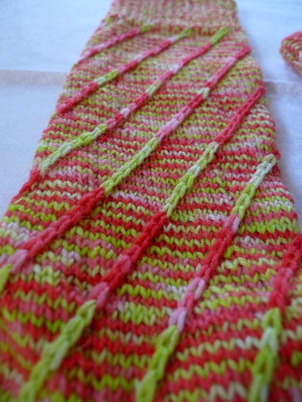 Sabines Allerlei So Stricke Ich Verkreuzte Hebemaschen Socken Stricken Muster Socken Stricken Sockenmuster Stricken