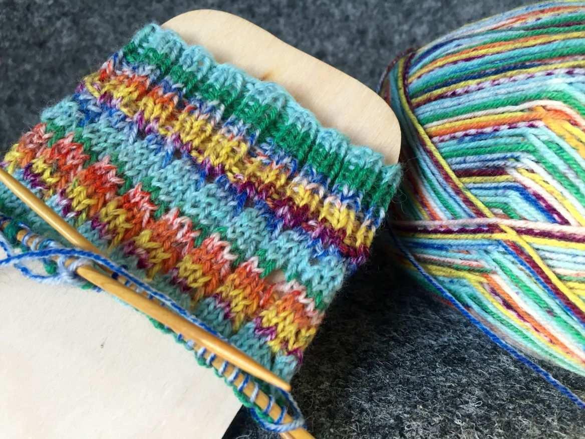 Konrektor Socken Stricken Socken Stricken Muster Sockenmuster Stricken