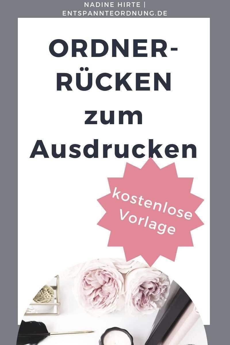 Ordnerrucken Word Pdf Kostenlose Vorlage Zum Download Ordnerrucken Vorlage Ordnerrucken Word Ordnerrucken