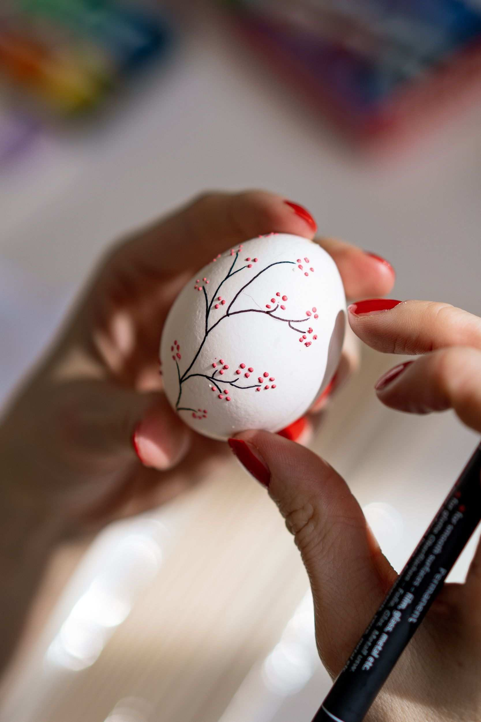 Easter Diy Decorating Easter Eggs With Beeswax Easter Egg Decorating Easter Diy Easter Eggs