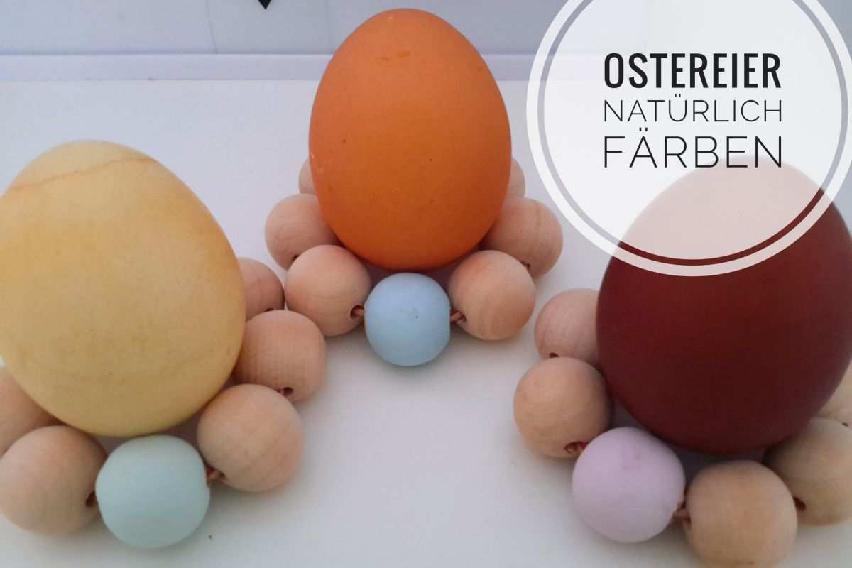 Ostereier Naturlich Mit Zwiebelschalen Farben Ostereier Naturlich Farben Ostereier Ostern