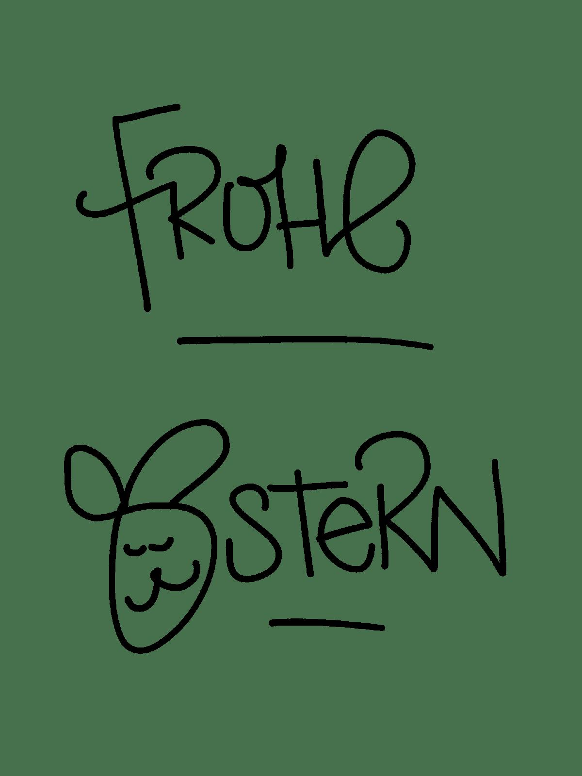 Osterkarten Zum Selbstausdrucken Und Kostenlosem Download Handgemalte Osterkarten Kostenlos Osterkarten Ostern Geschenke Basteln Ostern