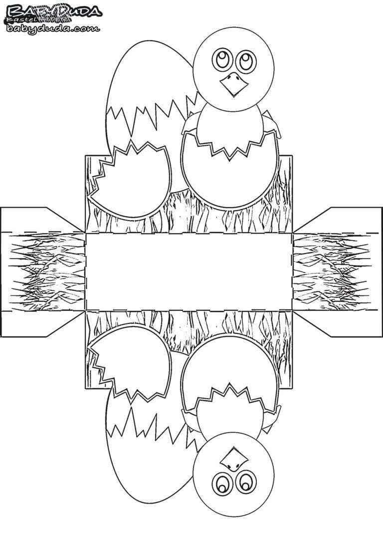Osterkorbchen Vorlage Malen Basteln Babyduda Bastelstrasse Osterkorbchen Basteln Vorlagen Osternest Basteln Vorlagen Osterkorbchen Basteln