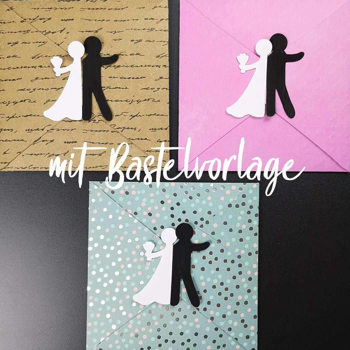 Bastelvorlage Plotterfreebie Fur Hochzeitskarte Mit Brautpaar Gluckwunschkarte Zur Hochzeit Mit Ei Gluckwunschkarte Gluckwunschkarte Hochzeit Karten Basteln
