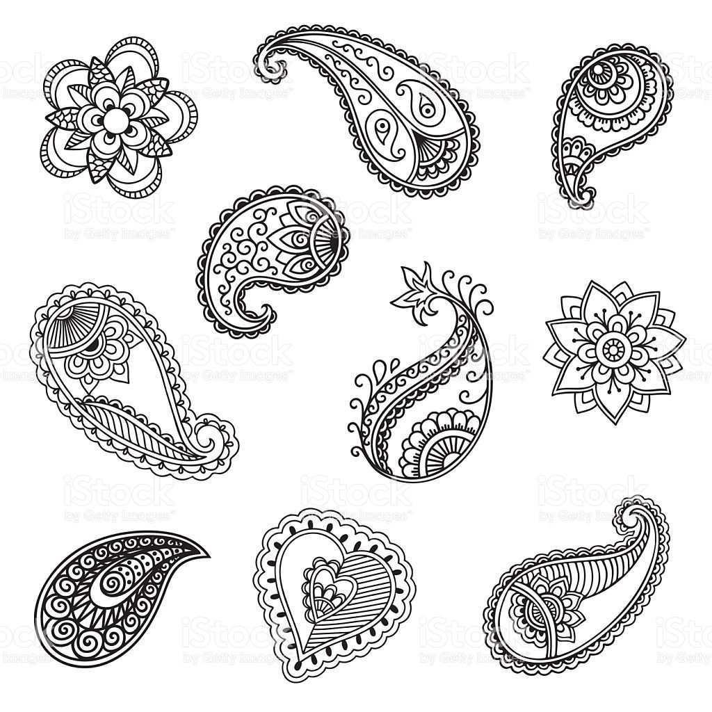 Henna Tattoo Flower Template Mehndi Mandala Vorlagen Henna Tattoo Vorlagen Ornamente Vorlagen