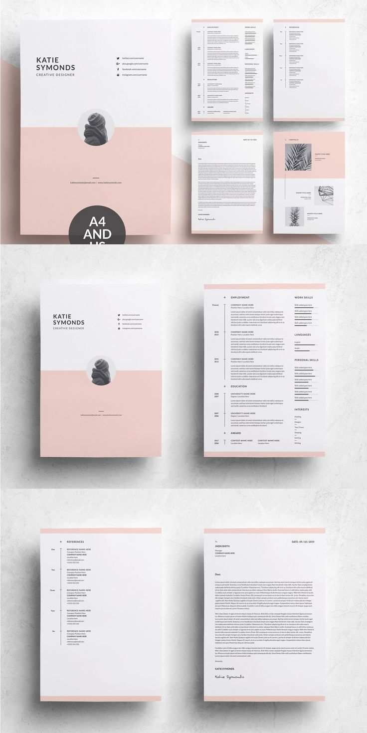 Word Resume Cover Letter Template Bewerbung Lebenslauf Vorlage Lebenslaufvorlage Bewerbung Layout