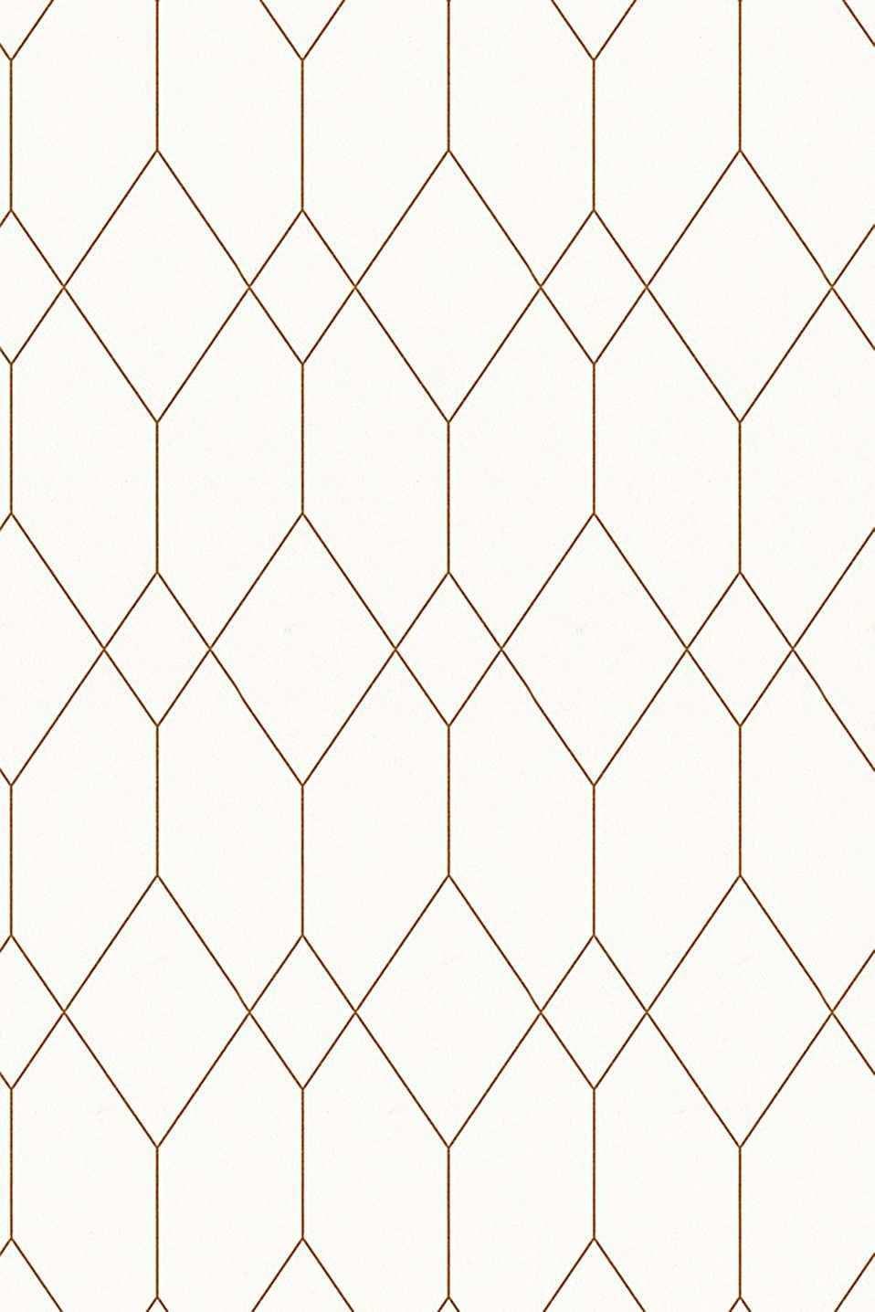 Esprit Papier Tapete Mit Grafischem Muster Art Deco Hintergrundbild Art Deco Fliesen Gemusterte Wandfliesen