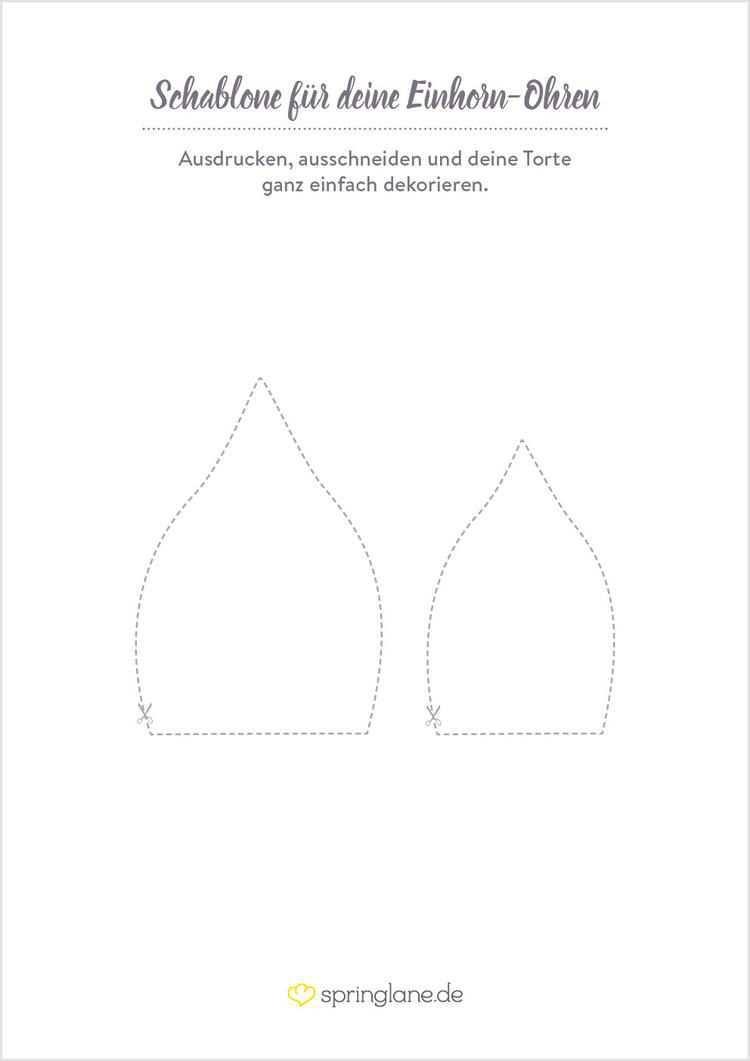 Zauberhafte Einhorntorte Einfach Selber Machen Rezept Einhorntorten Einhornkuchen Einhorn Torte Anleitung