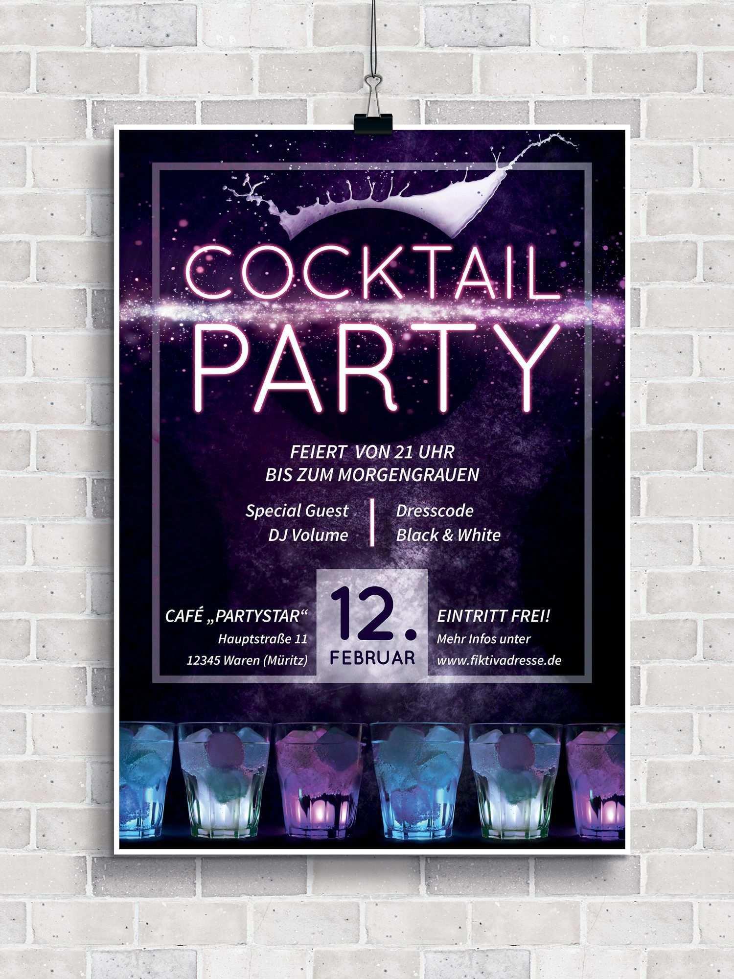 Party Flyer Plakate Vorlagen Herunterladen Und Erstellen Flyer Vorlage Flyer Vorlagen