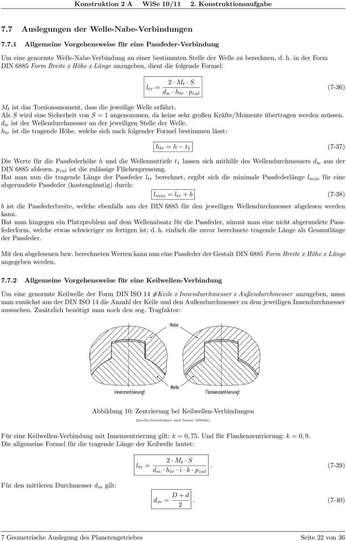 Konstruktion 2 A Wise 10 11 2 Konstruktionsaufgabe Abbildungsverzeichnis 4 Eidesstattliche Erklarung 5 Pdf Kostenfreier Download