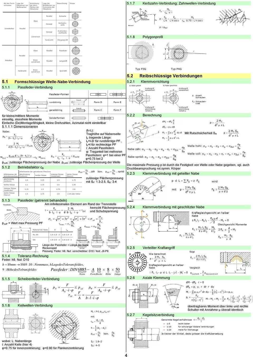 Formelsammlung Dimensionieren Ii S S S 1 Schweissen A Pdf Free Download