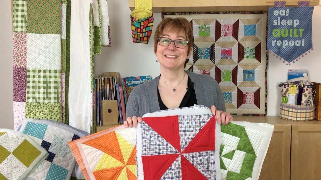 Quilt Tutorial Block 3 4 5 Patchworkdecke Einfach Gemacht Patchworkdecke Quilt Patchworkdecke Nahen