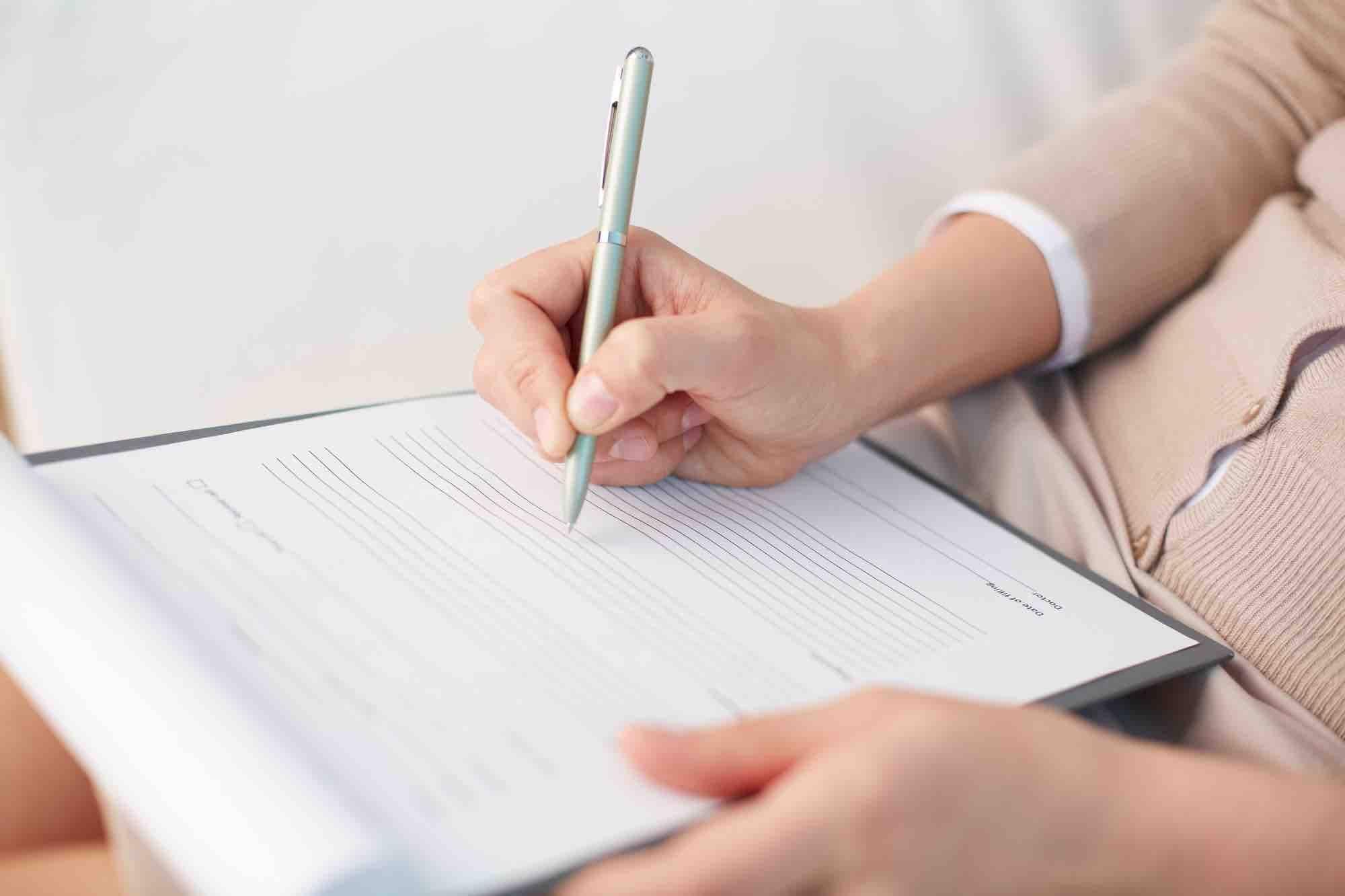 Vorsorgevollmacht In Osterreich Infos Kosten Muster