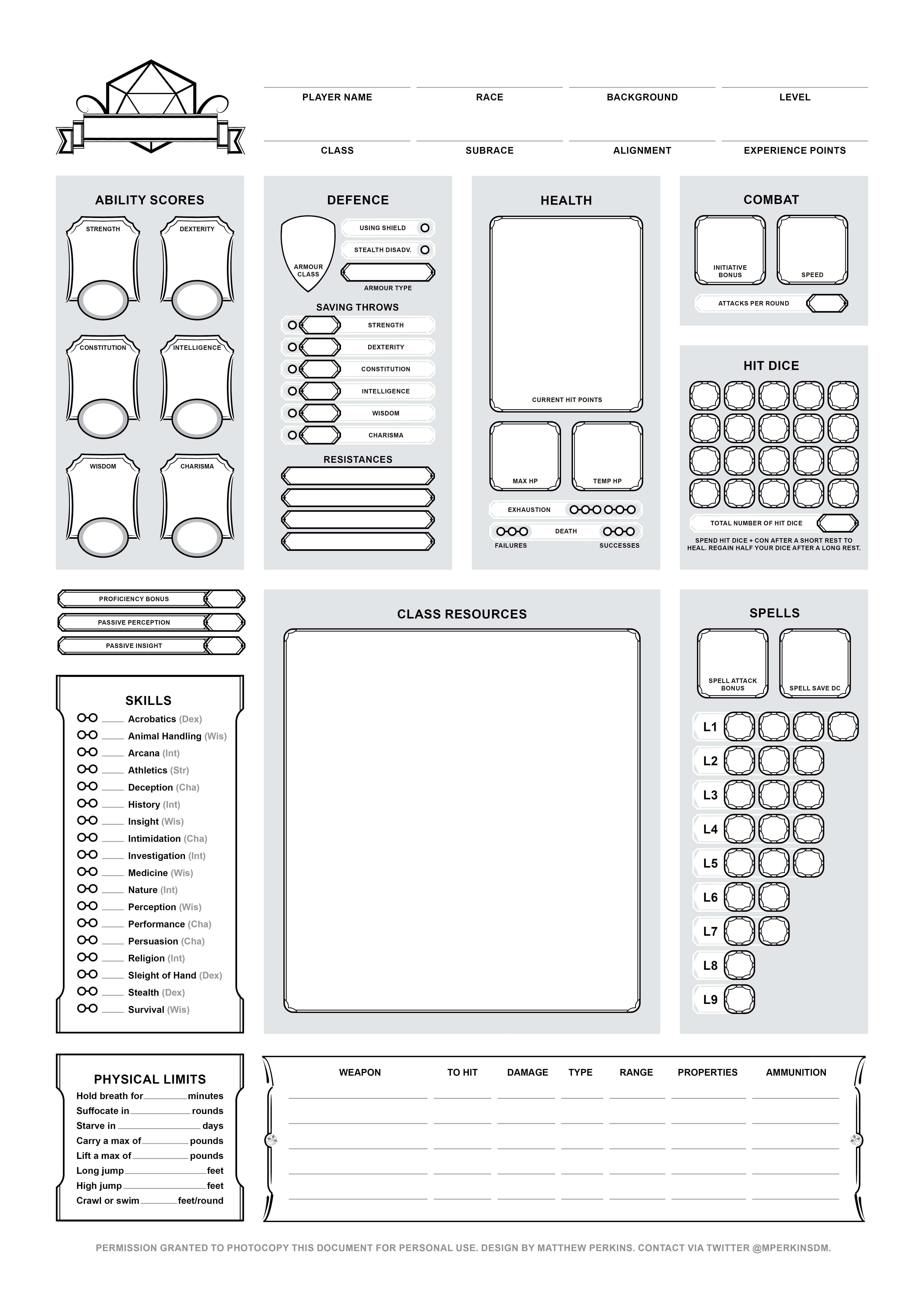 Character Sheet Final Album On Imgur Dnd Character Sheet Rpg Character Sheet Character Sheet