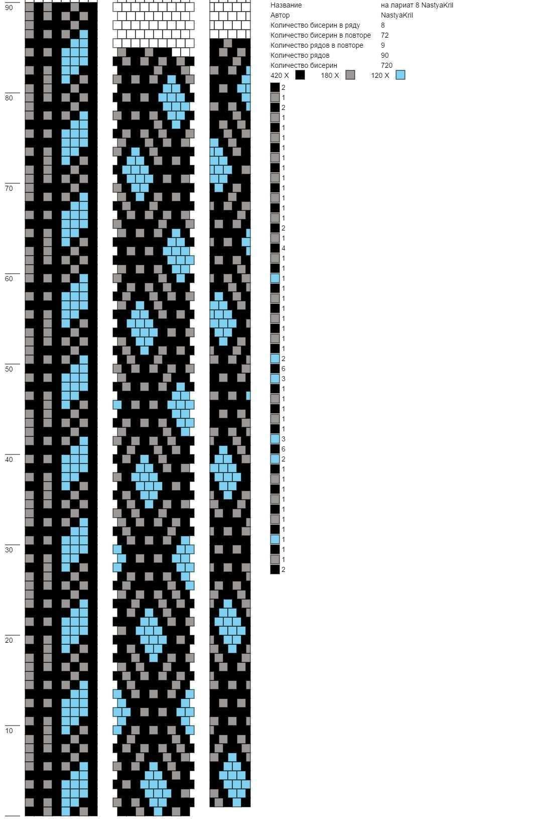 Pin Von Alessandra De Auf Bead Crochet 12 Hakeln Perlen Armbander Perlen Hakeln Perlenmuster