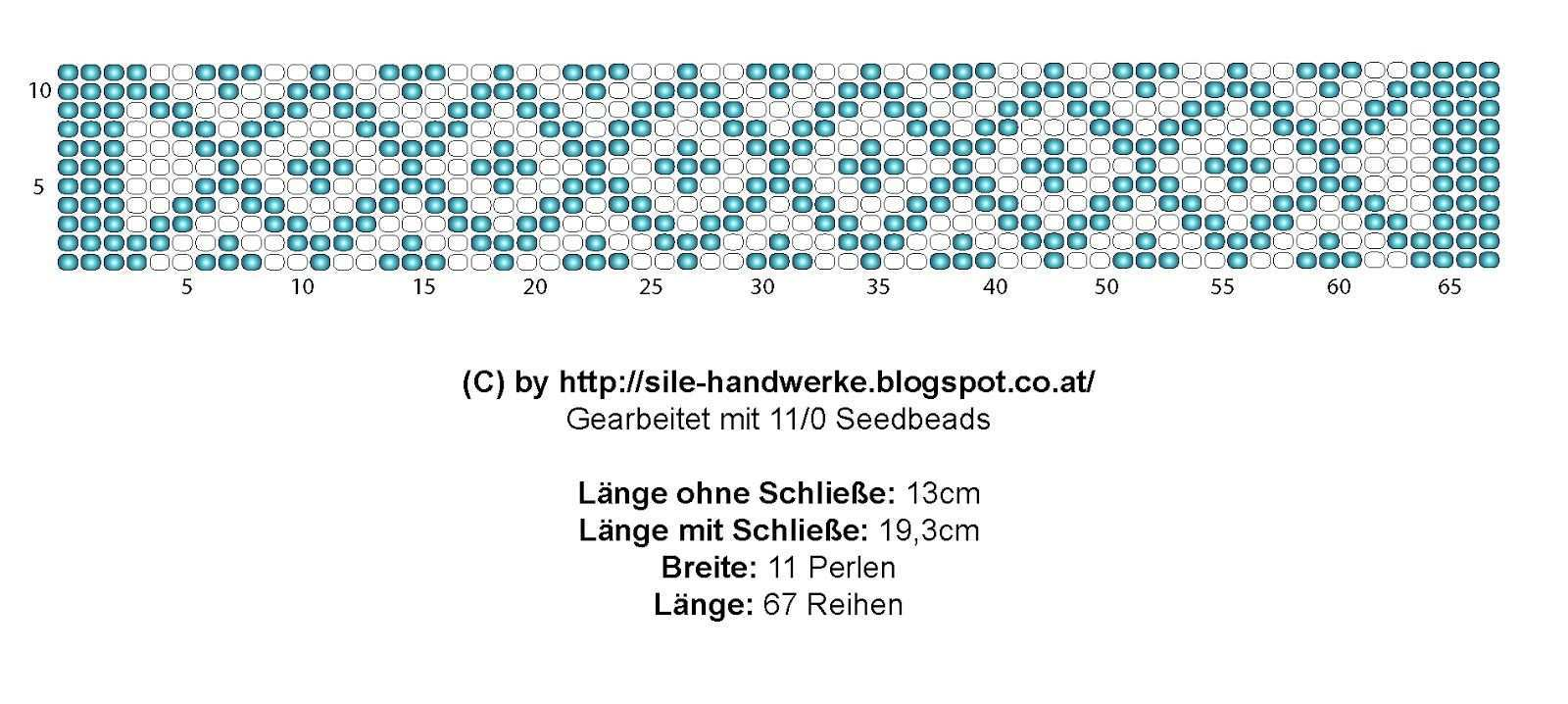 Perlenweben Raute Jpg 1600 718 Perlen Perlenweben Weben