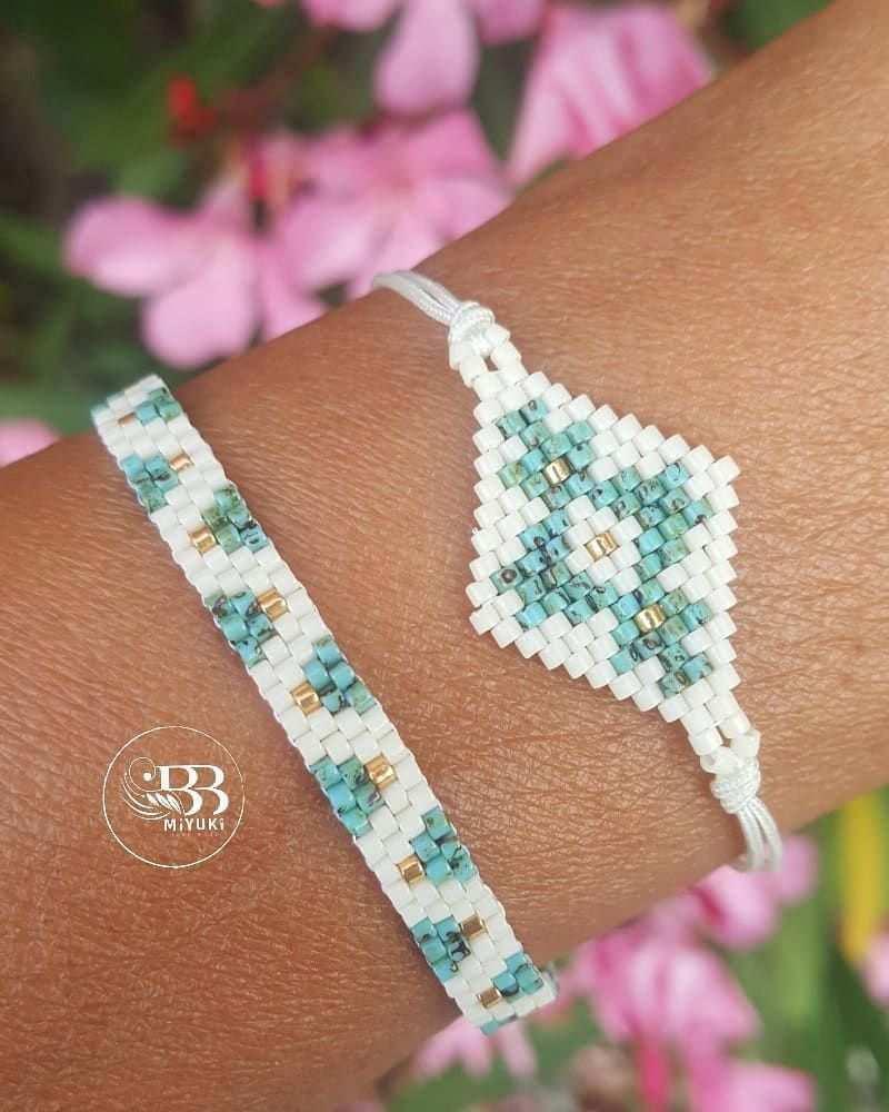 Bead Loom Jewelry Loombeading Bead Beadedjewelryvsco Jewelry Loom Loombeading In 2020 Schmuckmuster Weben Mit Perlen Perlenohrringe Muster
