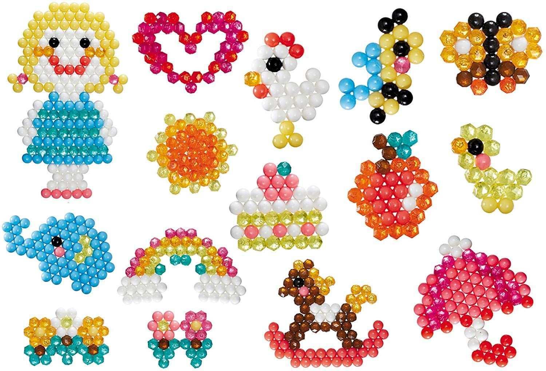 Aquabeads 79308 Starter Bastelset 29 X 22 X 3 Cm Amazon De Spielzeug In 2020 Basteln Diy Perlenstickerei Handwerk Mit Perlen