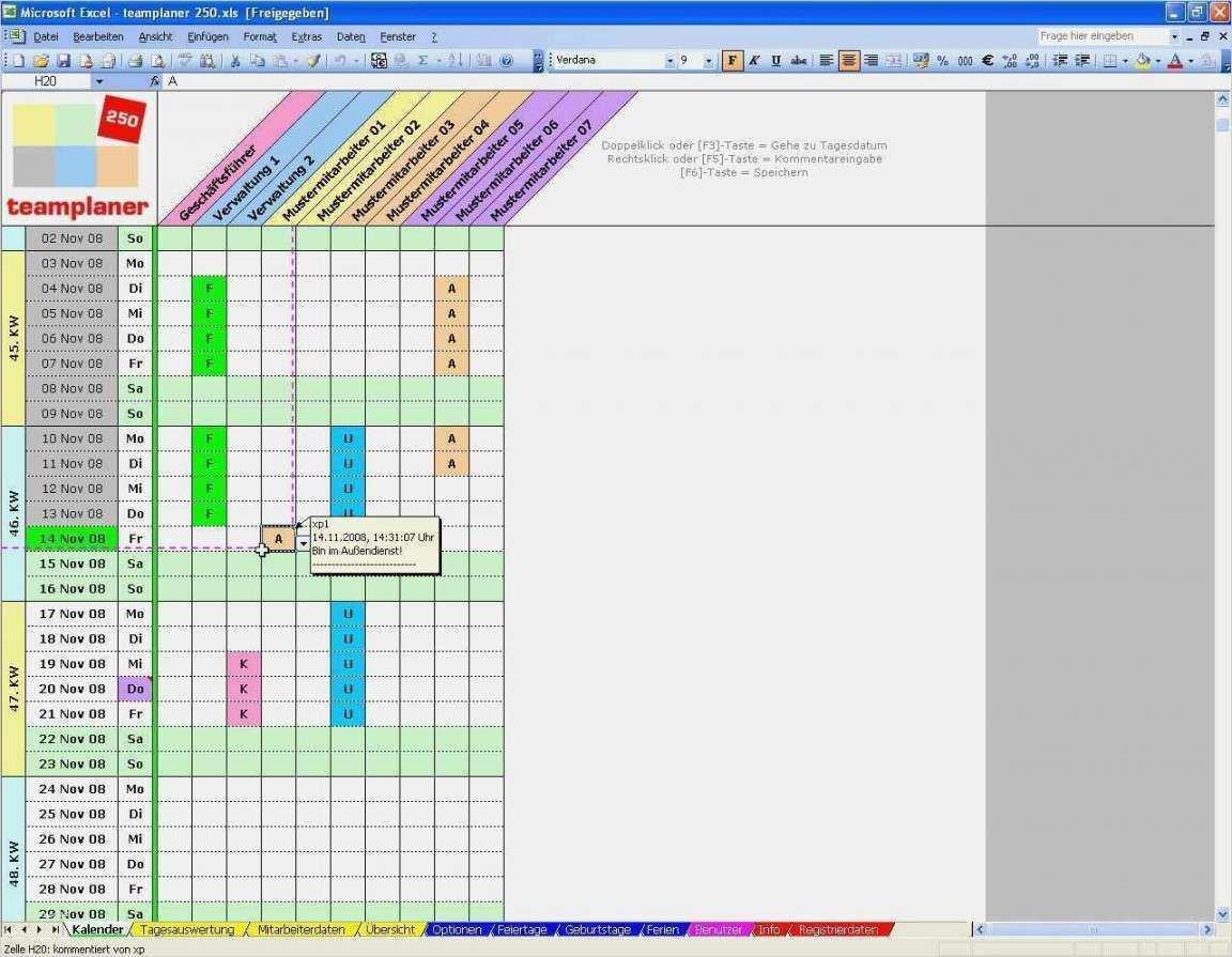Excel Personalplanung Und Dienstplane In Recent Personalplanung Personalplanung Excel Vorlage Kostenlos Excel Vorlage Vorlagen Lebenslauf Dienstplan