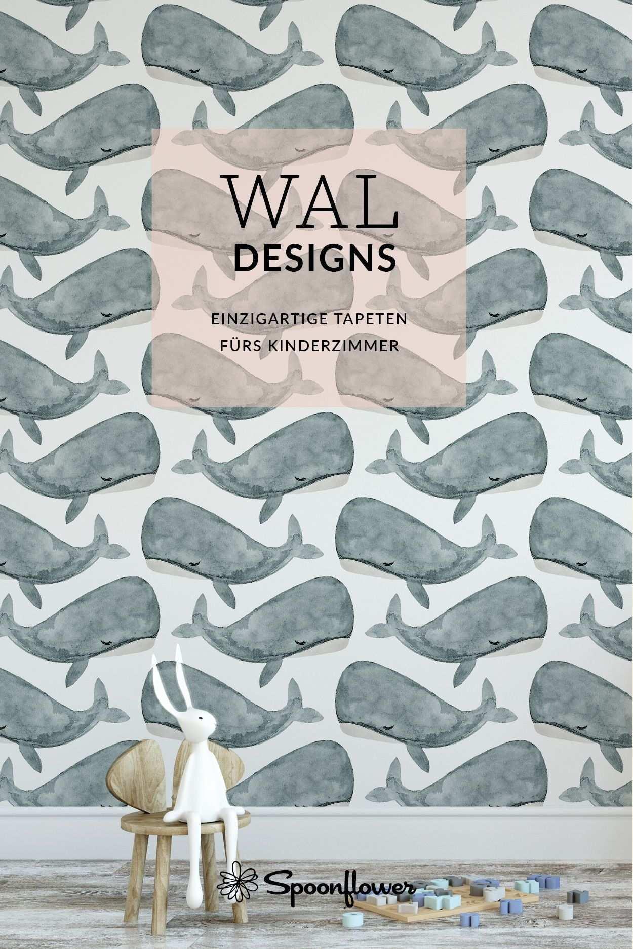 Wandgestaltung Furs Kinderzimmer Spoonflower In 2020 Music Room Decor Wall Design Design