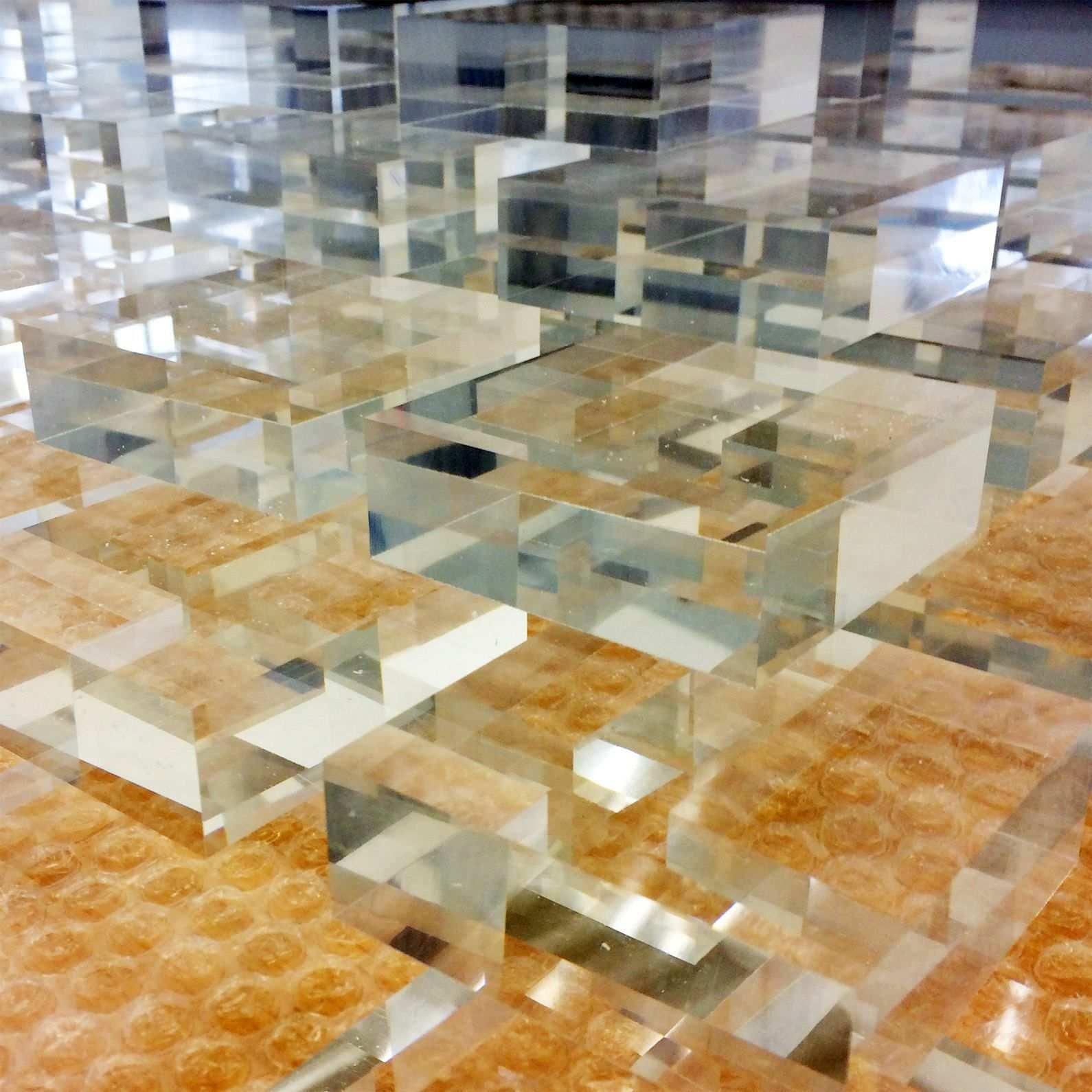 Leuchtende Acrylblocke Satiniert Oder Transparent Prospekt Halter Acryl Hersteller