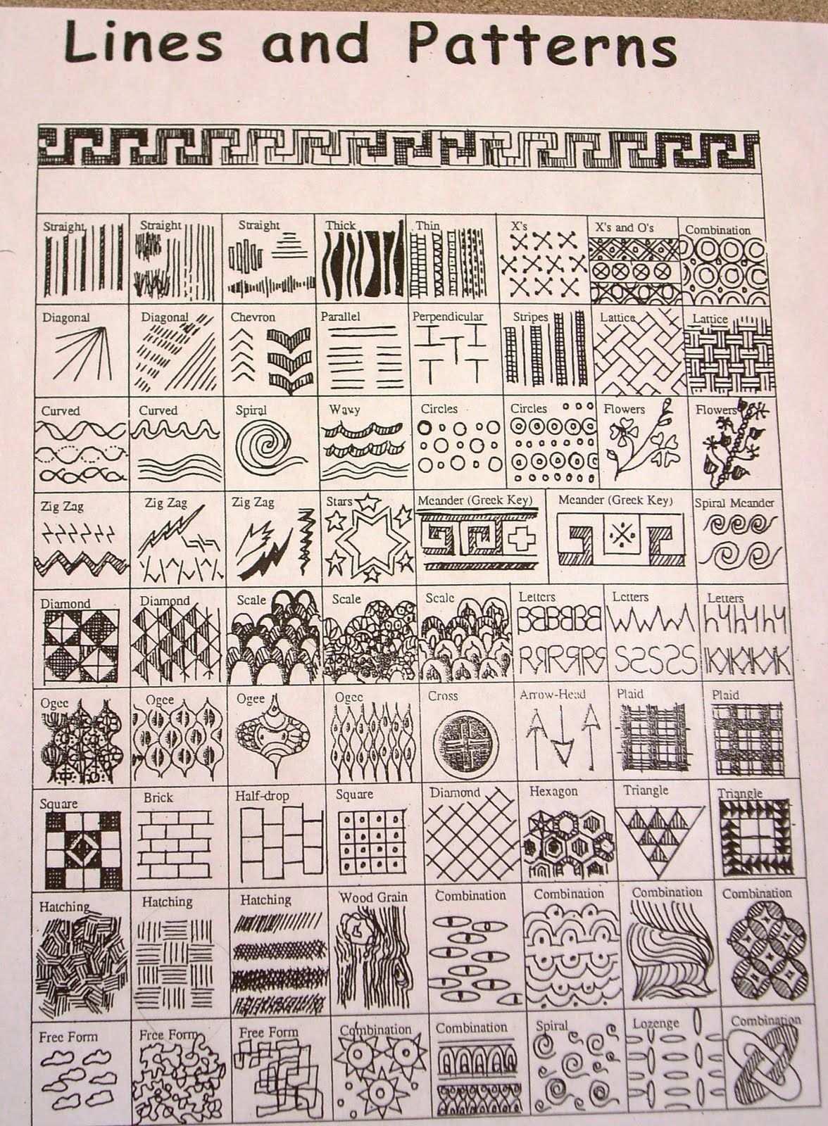 Bluemoon Palette Art Worksheets Art Handouts Teaching Art