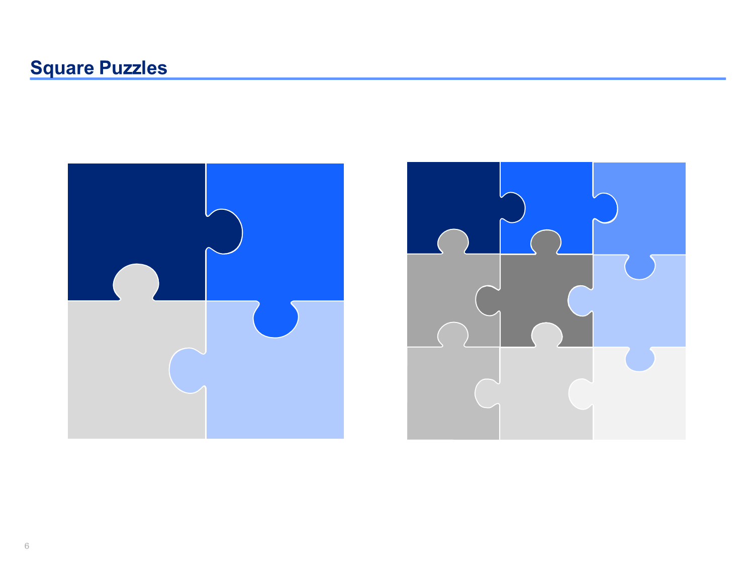 Pin On Puzzle Powerpoint Templates By Ex Deloitte Designers