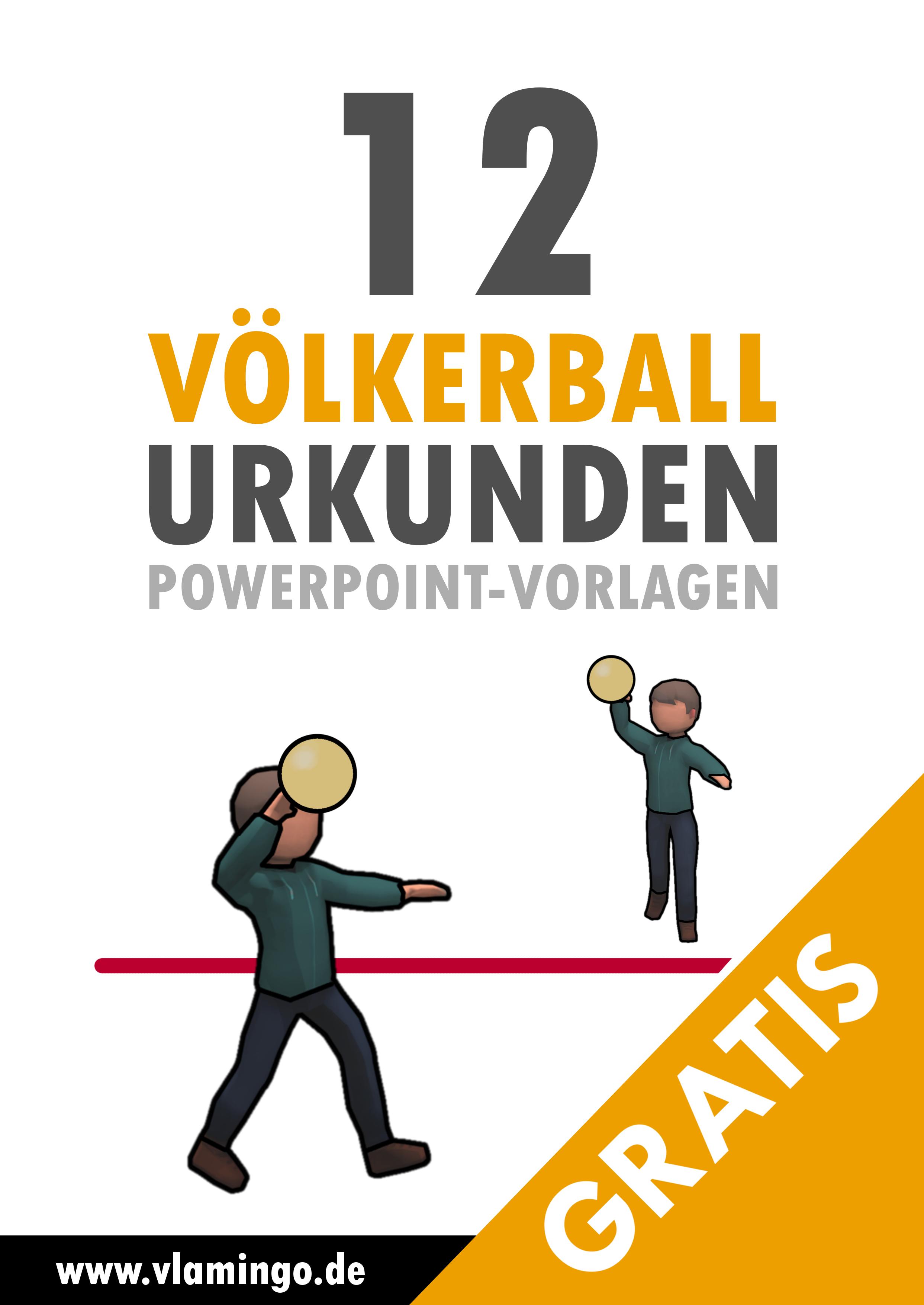 12 Kostenlose Urkunden Vorlagen Fur Volkerball Turniere Vlamingo De Sportunterricht Kindersport Urkunde