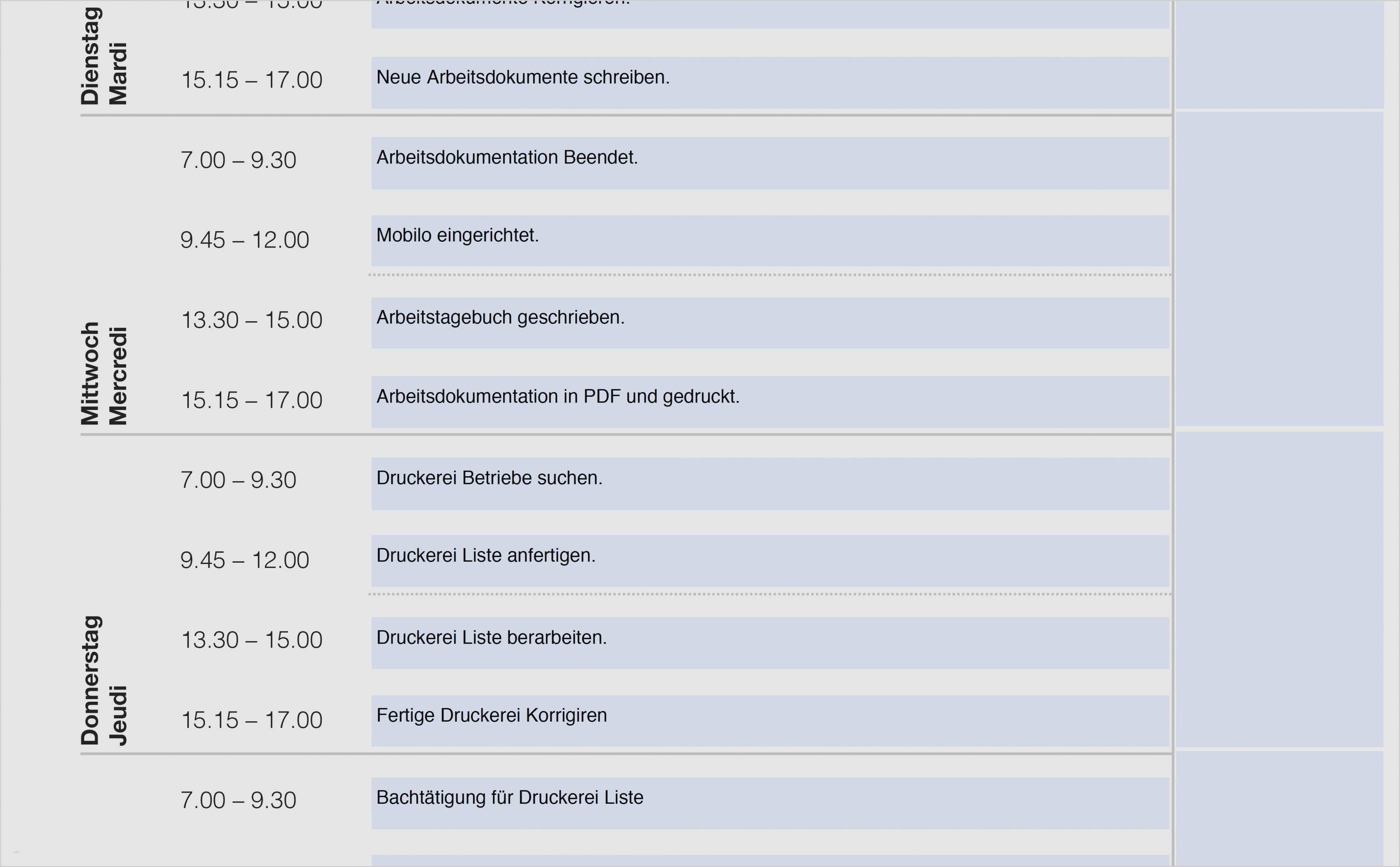 Erstaunlich Praktikumsbericht Tagesbericht Vorlage Praktikumsbericht Flugblatt Design Vorlagen