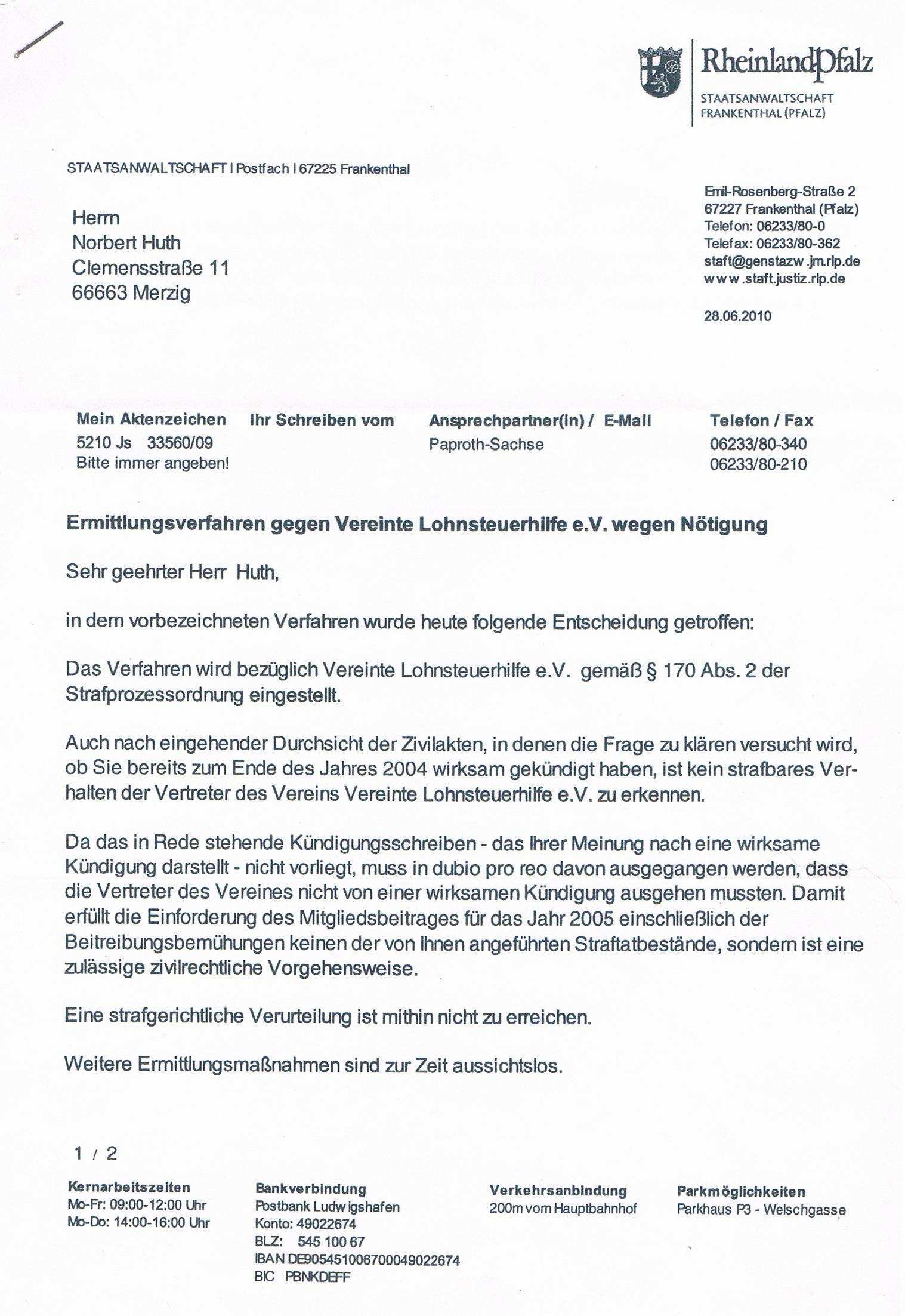 Offener Brief An Minister Der Justiz Zeitnah Burgerreport