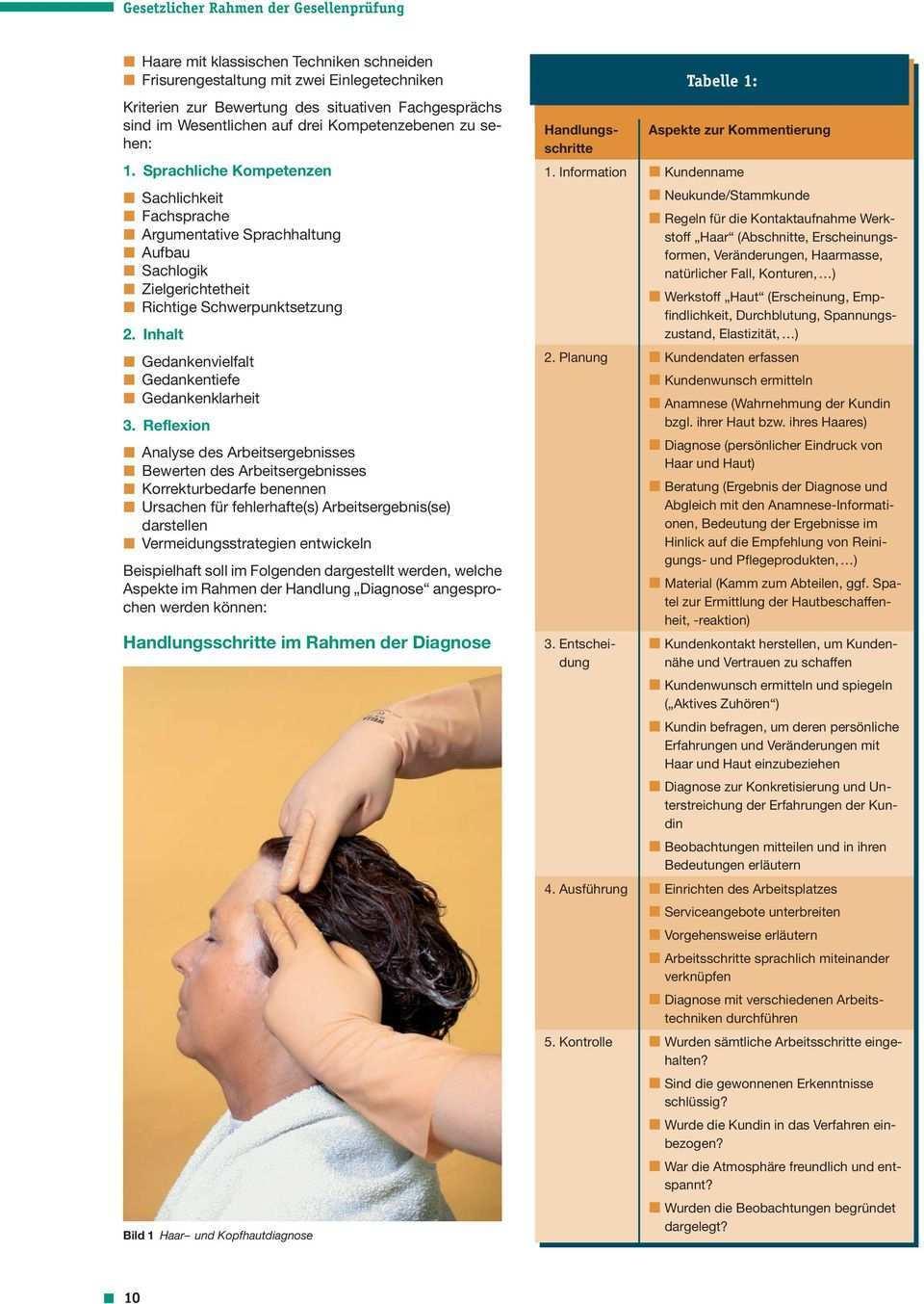 Praktische Prufungsvorbereitung Fur Friseure Pdf Kostenfreier Download
