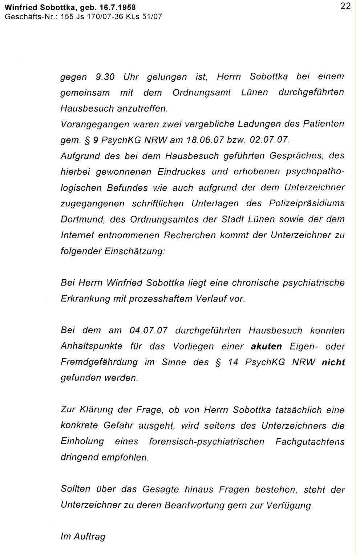 11 1 Winfried Sobottka Sein Psychiatrisches Gutachten Skurriles Aus Dem Internet Junkies Trolle Und Spammer