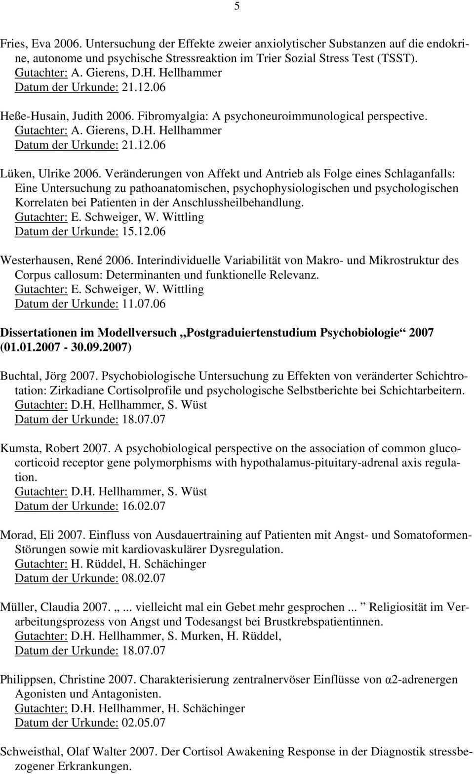 Bibliographie Der Im Fachgebiet Psychologie An Der Universitat Trier Vom Beginn Des Pdf Free Download