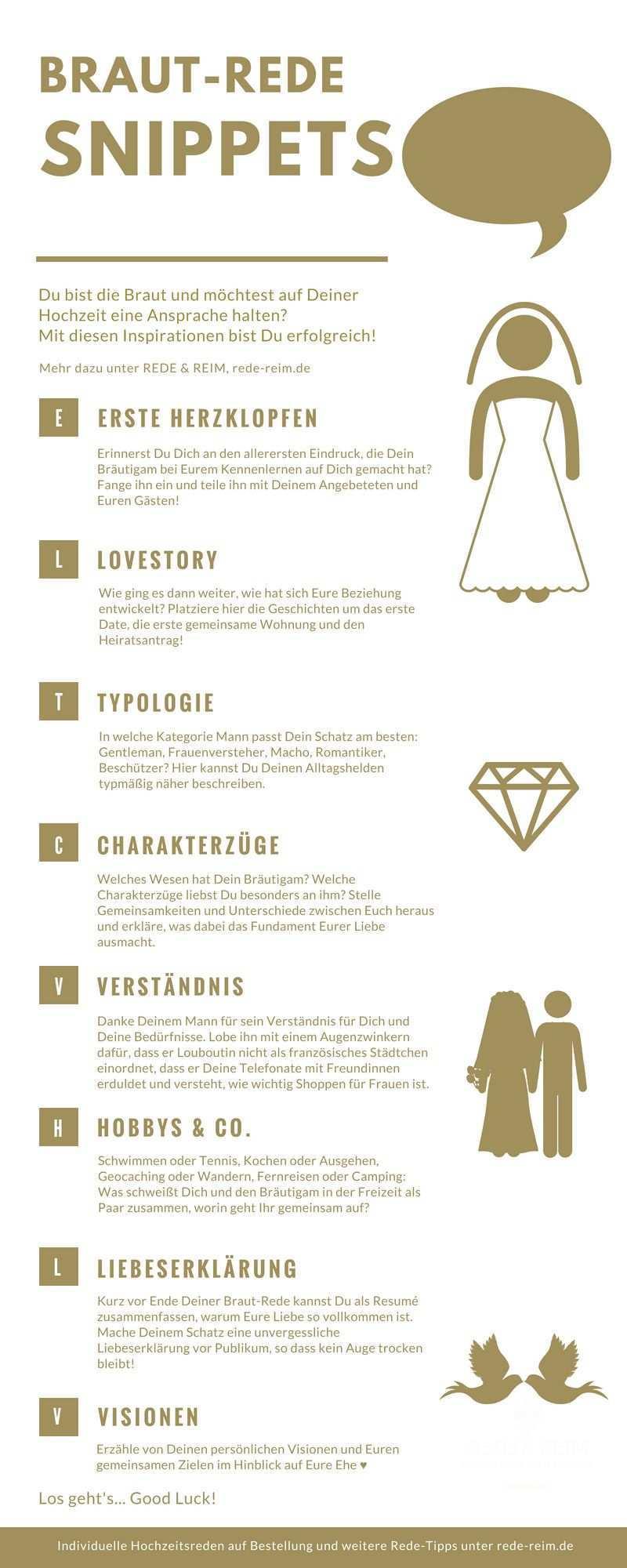 Brautrede Tipps Fur Den Inhalt Samt Ruckblick Liebeserklarung Brautrede Hochzeitsrede Brautmutter Rede Hochzeit