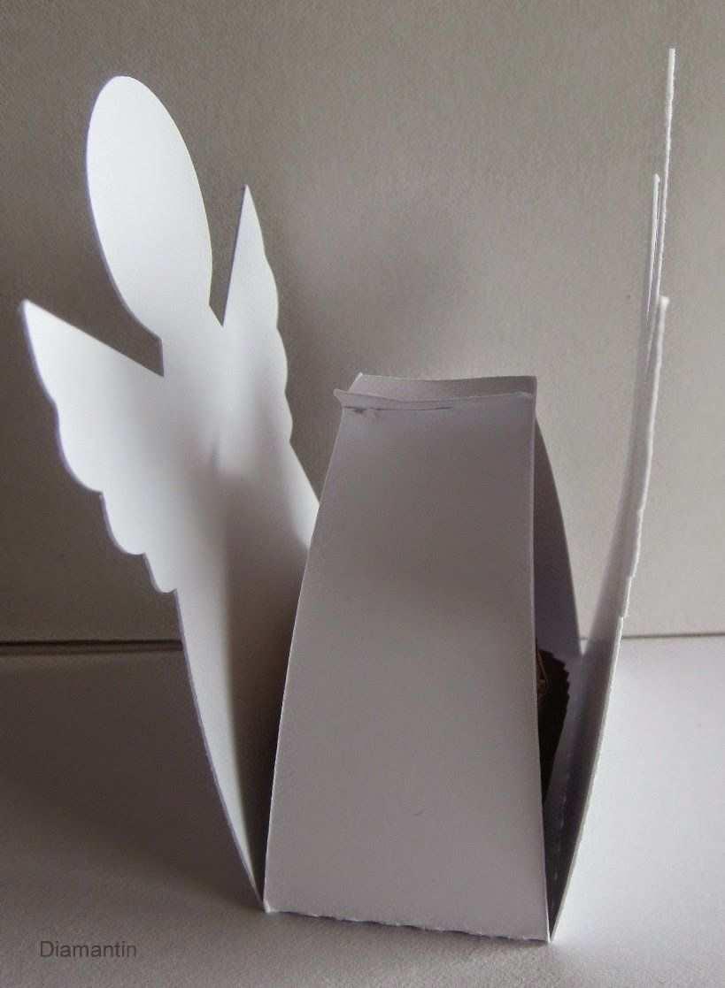 Projekt Mit Ferrero Rocher Engel Weihnachtsengel Basteln Weihnachten Basteln Vorlagen Weihnachten Basteln Engel