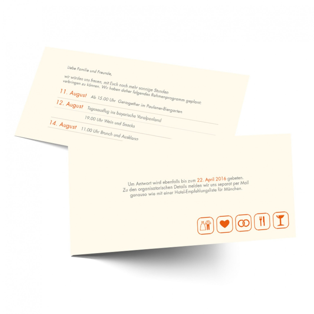 Einladung Hochzeit Bitte Um Ruckmeldung Javamed Einladungskarten Hochzeit Mit Ruckantwort Fotografi