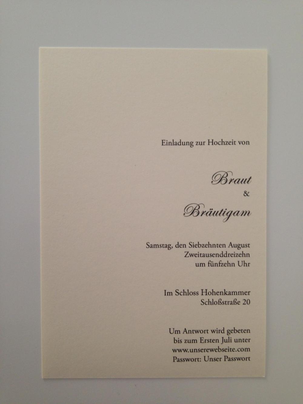Einladungskarten Hochzeitstext Dresscode Einladung Ins Paradies In 2020 Einladungskarten Hochzeit Text Einladungen Hochzeit Einladungskarten Hochzeit