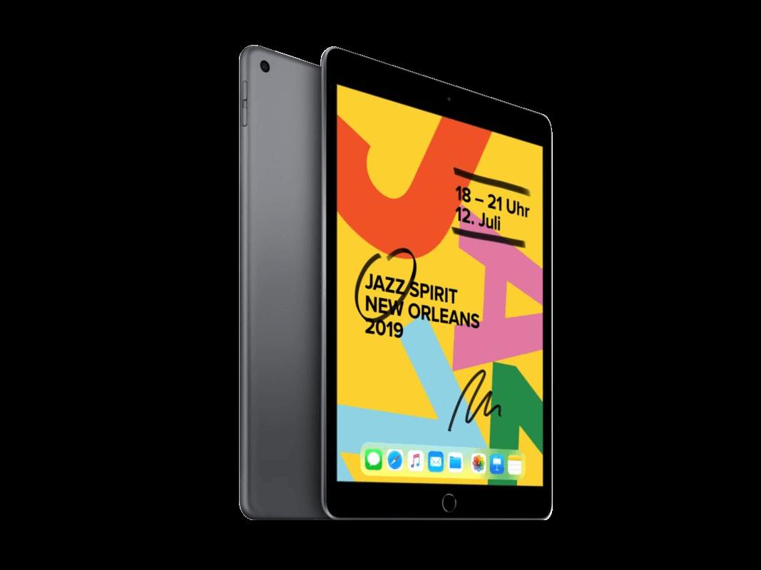 Tablet Mit Sz Auf Papier Oder Digital