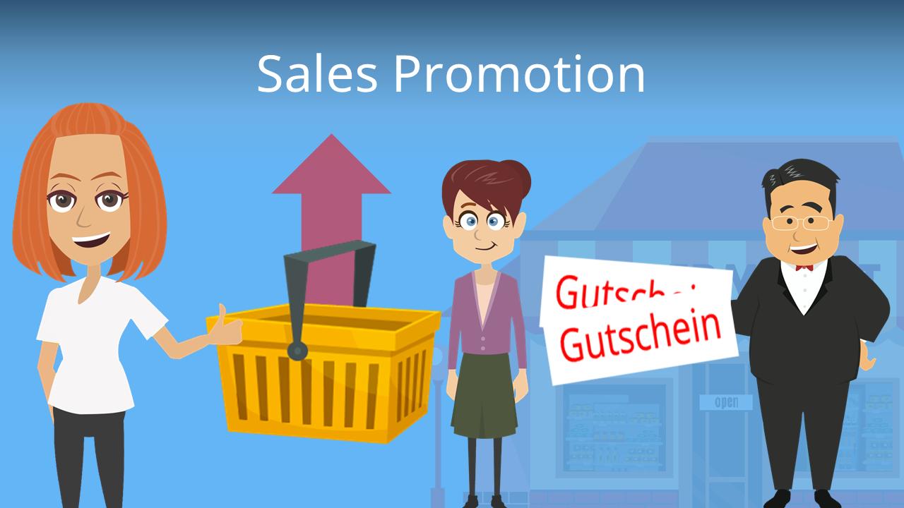 Sales Promotion Verkaufsforderung Definition Beispiele Mit Video Mit Video