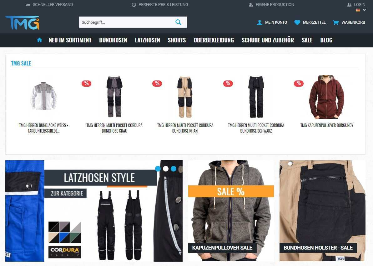 Portica Implements Fulfillment For Tmg Clothing In Record Time Portica Gmbh Marketing Support