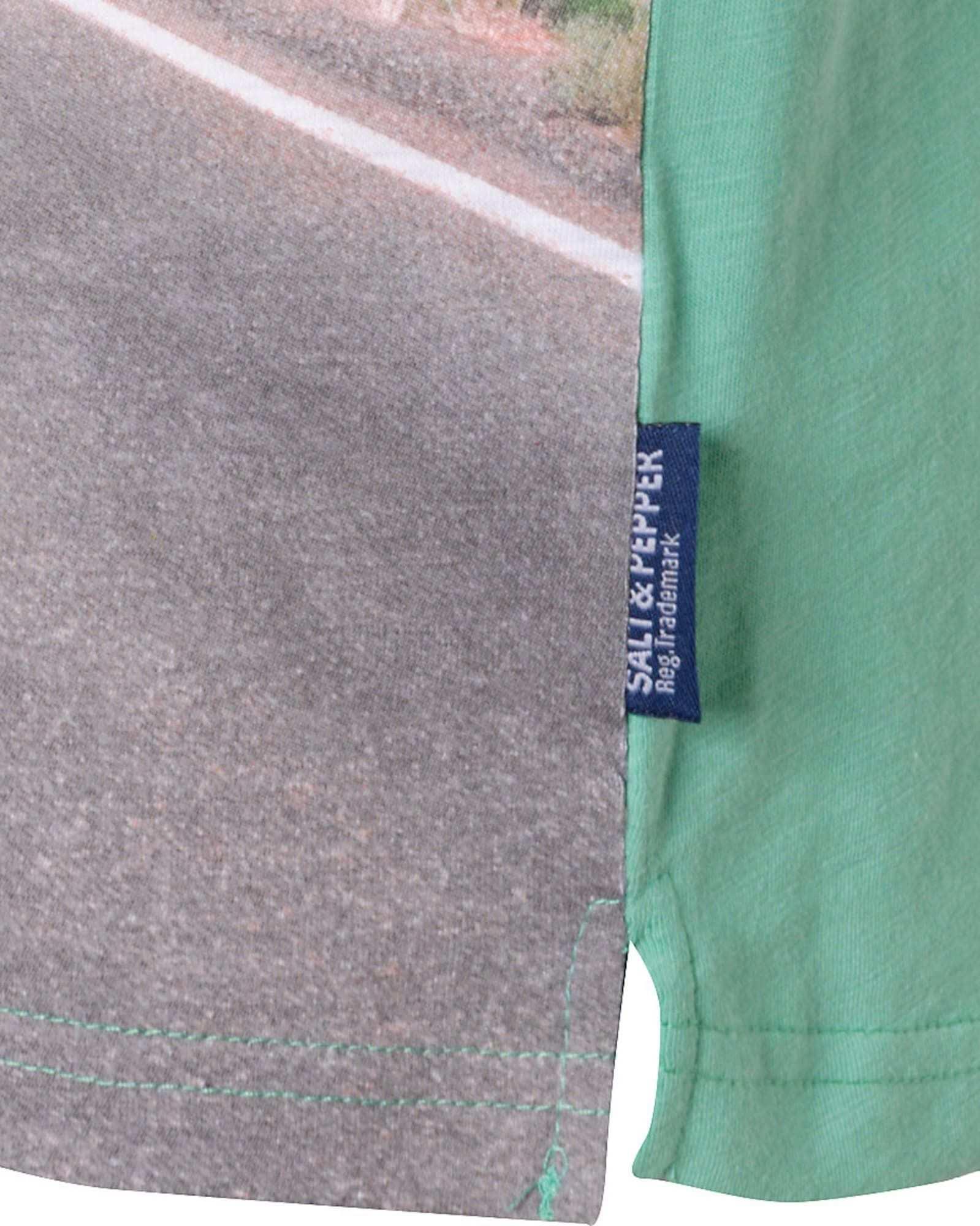 Salz Und Pfeffer T Shirt Motorradjungen Grun Grosse 104 110 In 2020 Shirts T Shirt Marken T Shirts