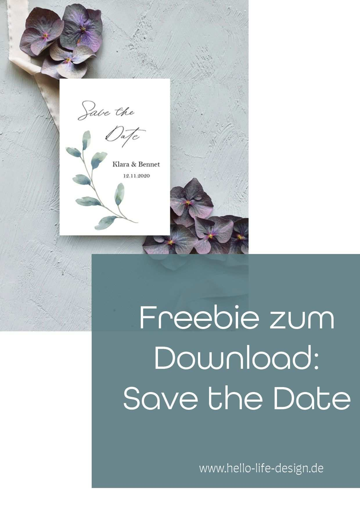 Freebie Zum Download Save The Date In 2020 Save The Date Vorlage Papeterie Hochzeit Save The Date