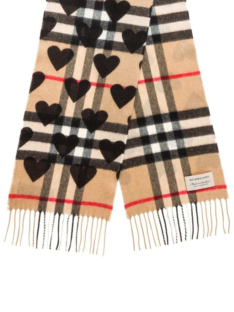 Burberry Schal Farbe Beige Grosse One Size Nickis Com Burberry Schal Burberry Schal