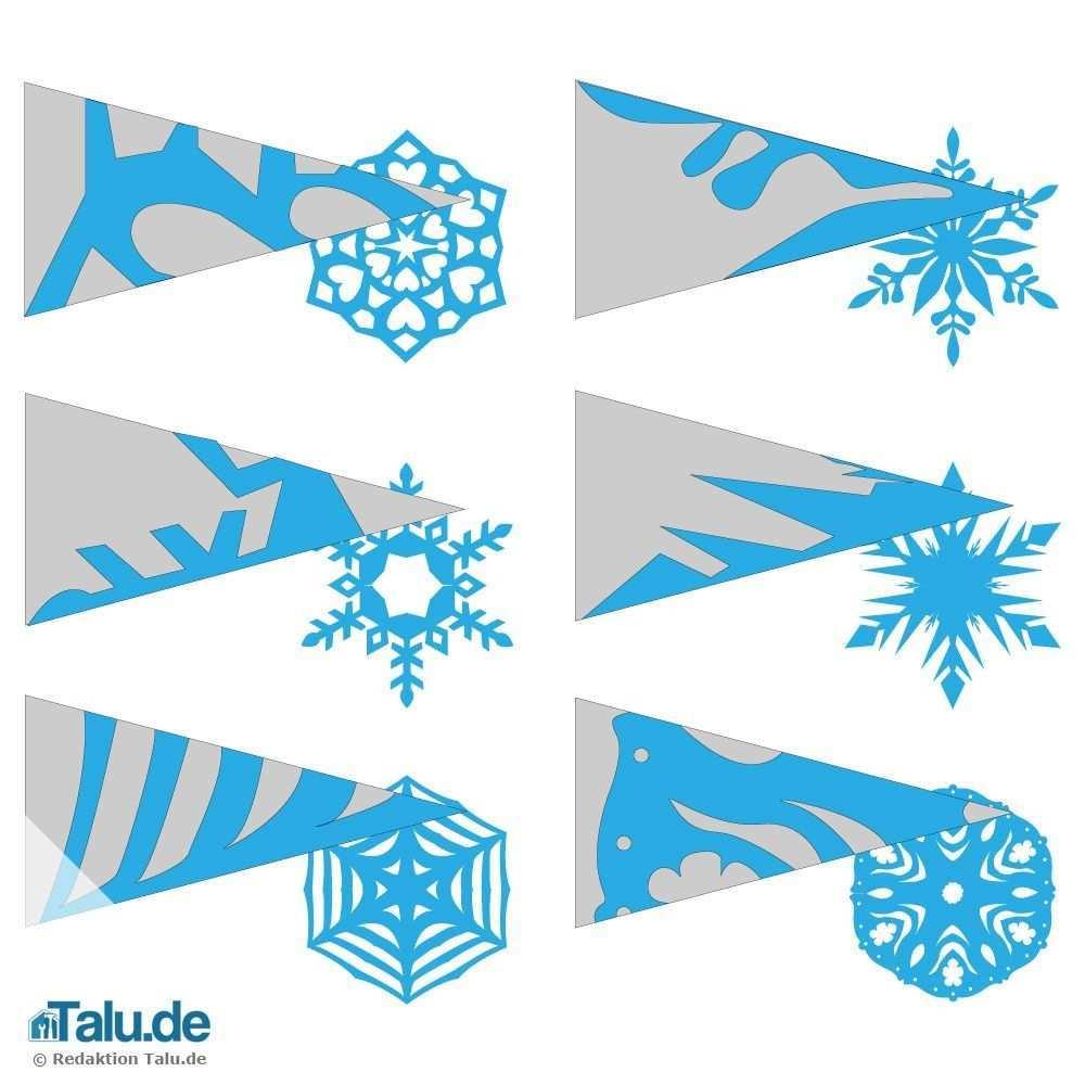 Schneeflocken Aus Papier Basteln Scherenschnitt Anleitung Talu De Schneeflocken Basteln Scherenschnitt Anleitung Schneeflocke Vorlage
