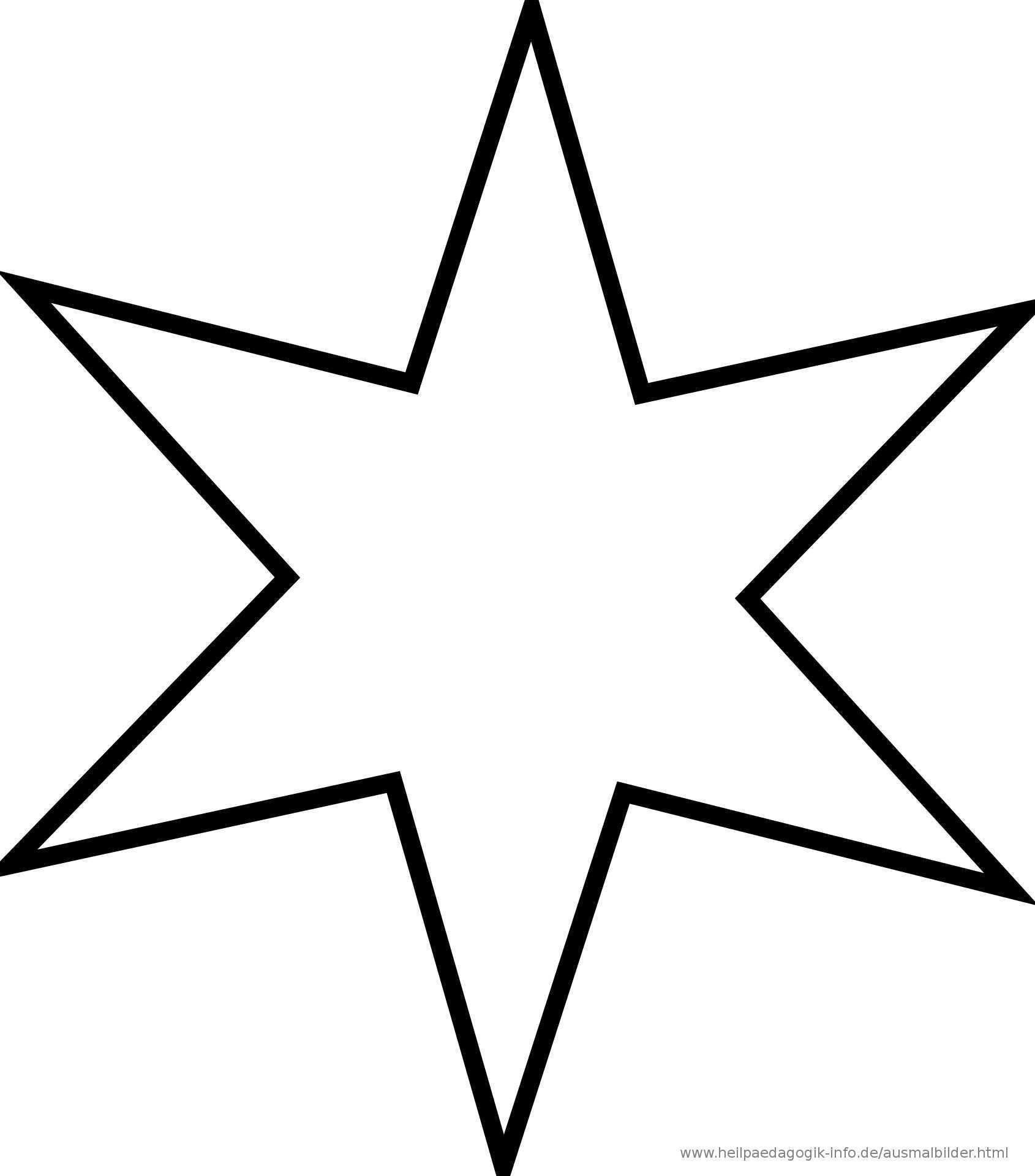 Ausmalbilder Zum Ausdrucken Sterne Modern Stern Vorlage Ausschneiden Bestimmt Fur Stern Malvorlage Ausdruc Sterne Zum Ausdrucken Malvorlage Stern Vorlage Stern