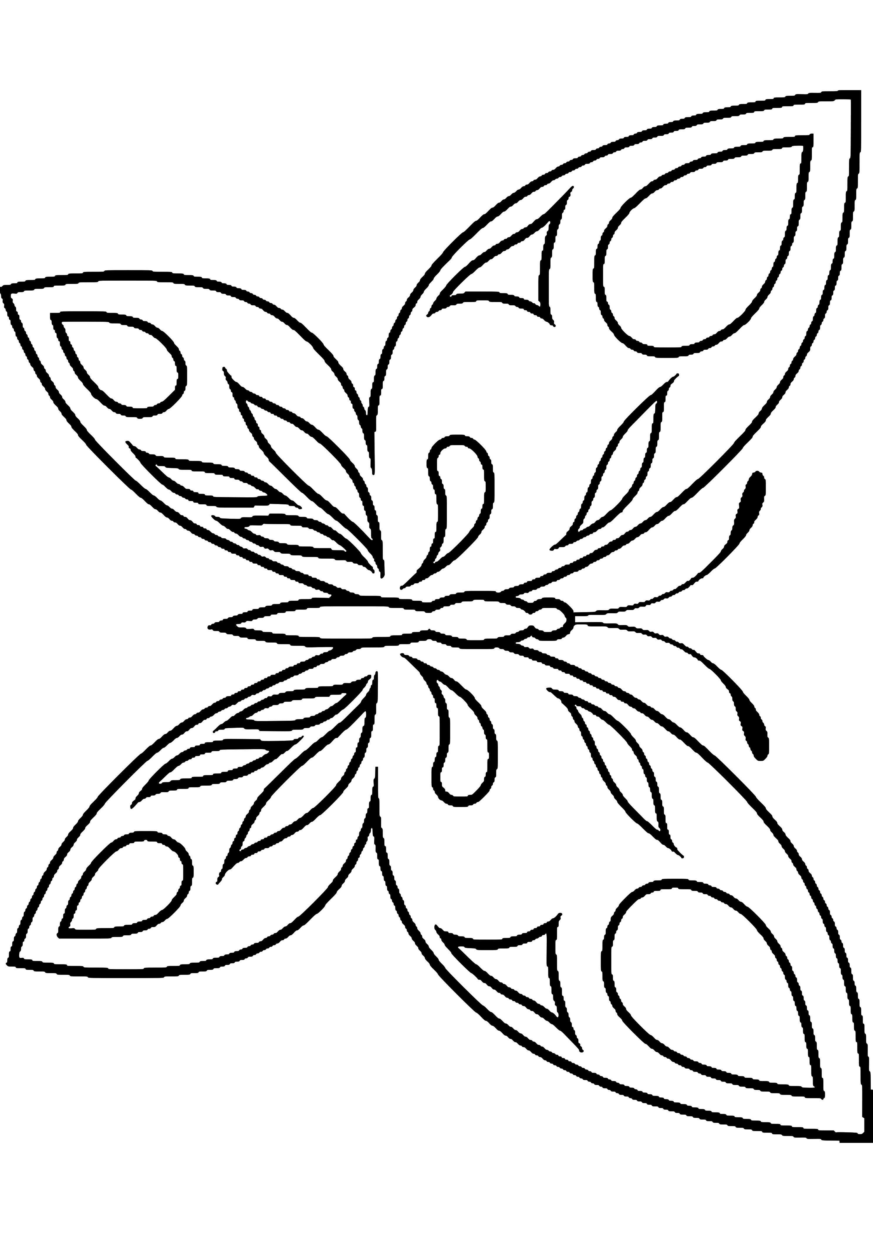 Ausmalbilder Schmetterling Vorlagen Ausmalbilder Schmetterling Vorlagen Best Picture For Toile Peint In 2020 Butterfly Template Butterfly Drawing Paper Butterflies