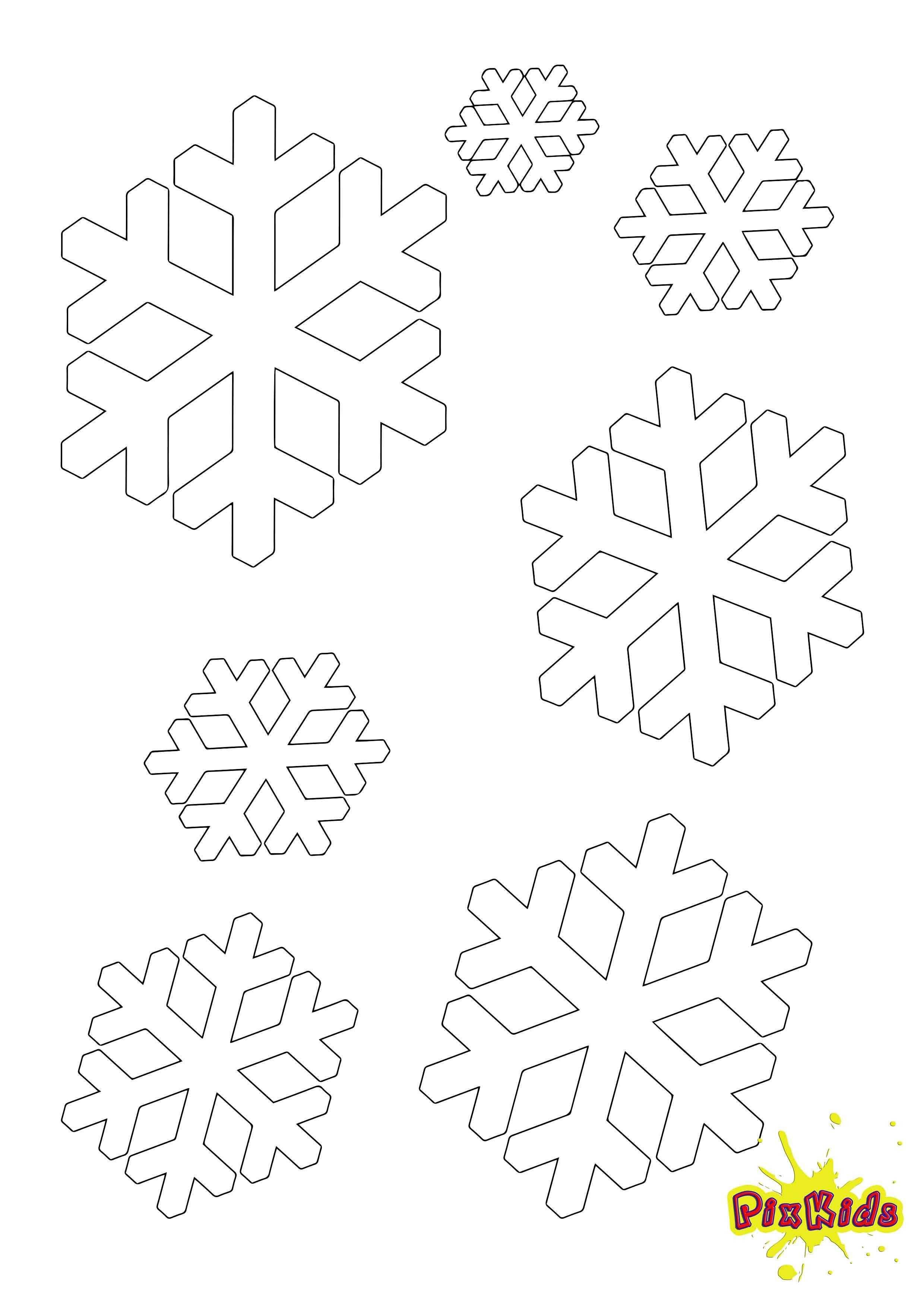 Ausmalbild Schneeflocke Kostenlos Schneeflocken Basteln Vorlage Schneeflocke Vorlage Schneeflocken Vorlage Ausdrucken